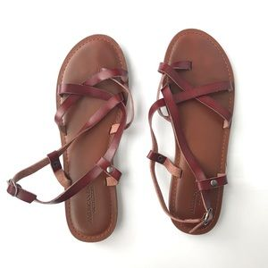 American Eagle Outfitters Strappy Sandals Size 9